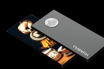 华为Mate40Pro概念图后置菱形4摄iPhone12不期待了