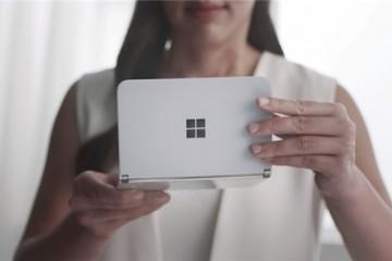 微软正招聘16名工程师加速完结折叠双屏手机开发