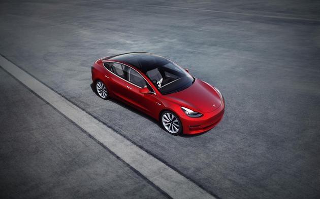 特斯拉Model3/ModelY换国产电机功率提升